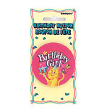 Birthday Cake Printed Two Sides Balloons