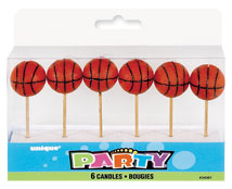 34061 Basketball Pick Candles