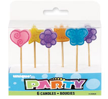 34064 Party Girl Pick Candles