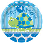 First Birthday Turtle