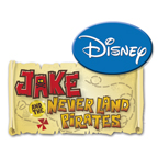 Disney Jake and the Neverland Pirates
