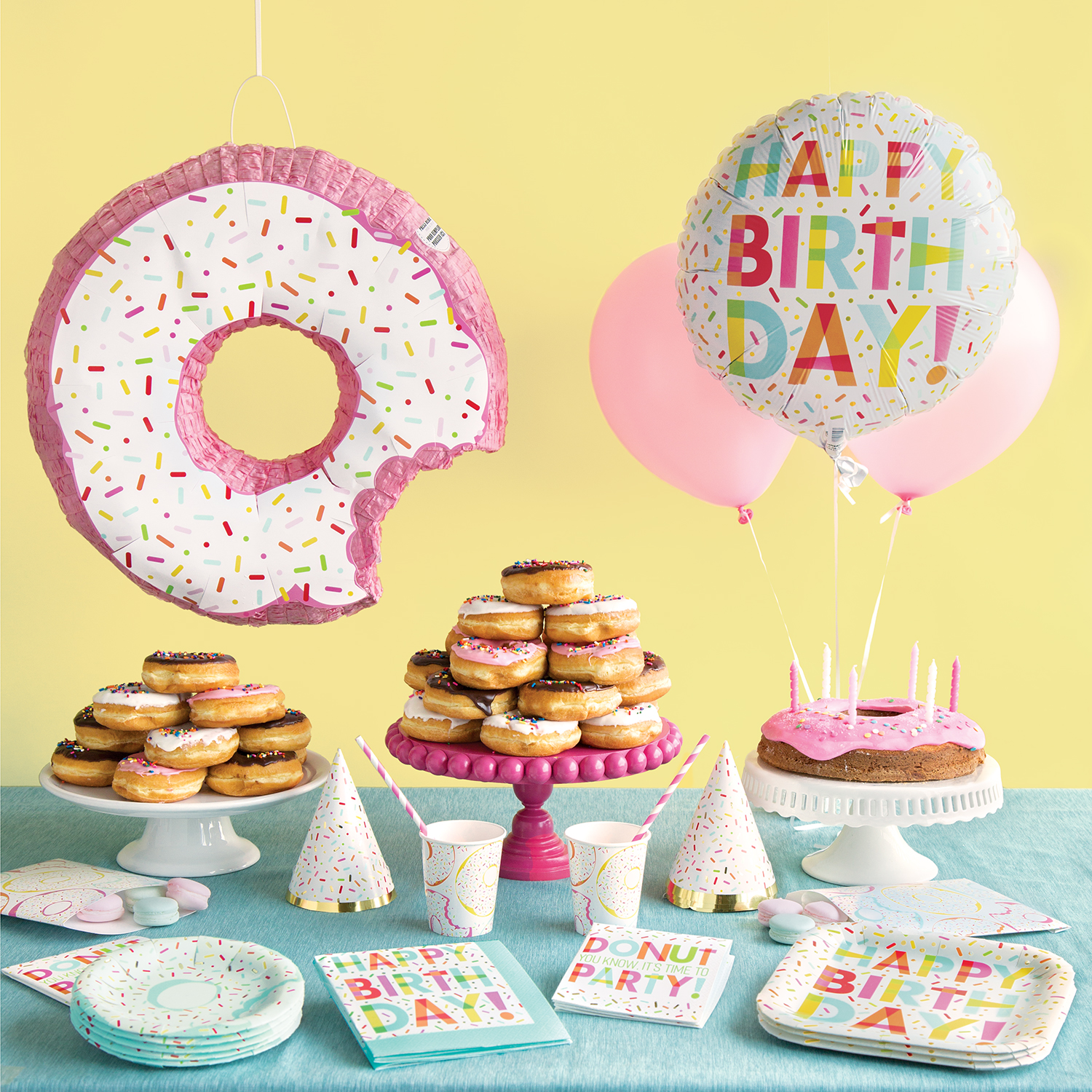 31 May Donut Party Ideas That Are Sweeter By The Dozen