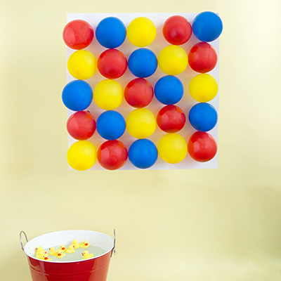 Circus Party Ideas - Circus Party Games