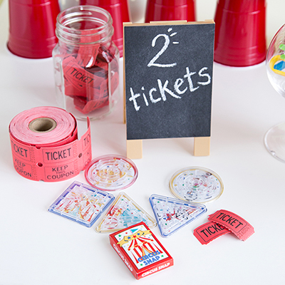 Circus Party Supplies - Circus Party Ideas
