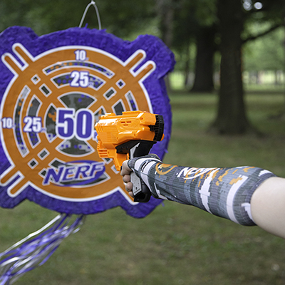 Nerf Party Supplies - Nerf Party Ideas