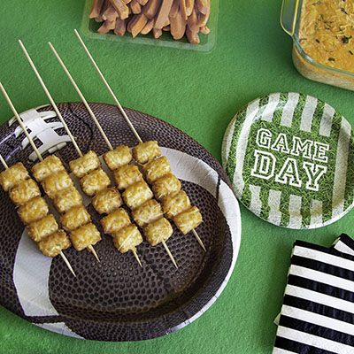 Football Party Supplies - Football Party Ideas