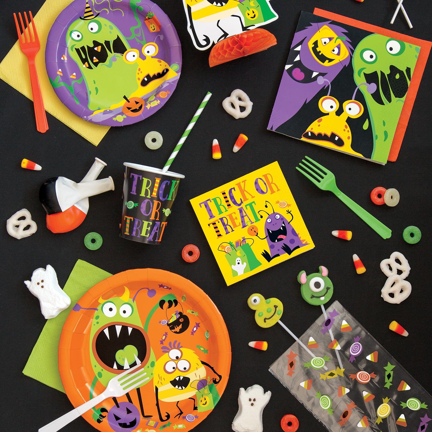 Halloween Party Supplies - Halloween Party Ideas