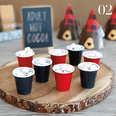 Lumberjack Party Supplies - Lumberjack Party Ideas
