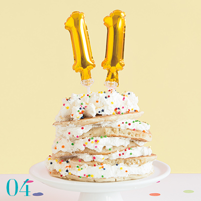 What's Trending - Number Balloon Cake Toppers