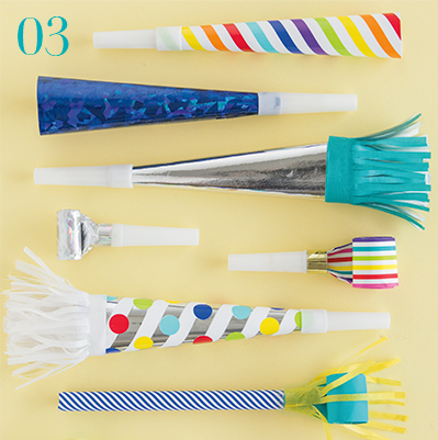 What's Trending - New Party Blowers