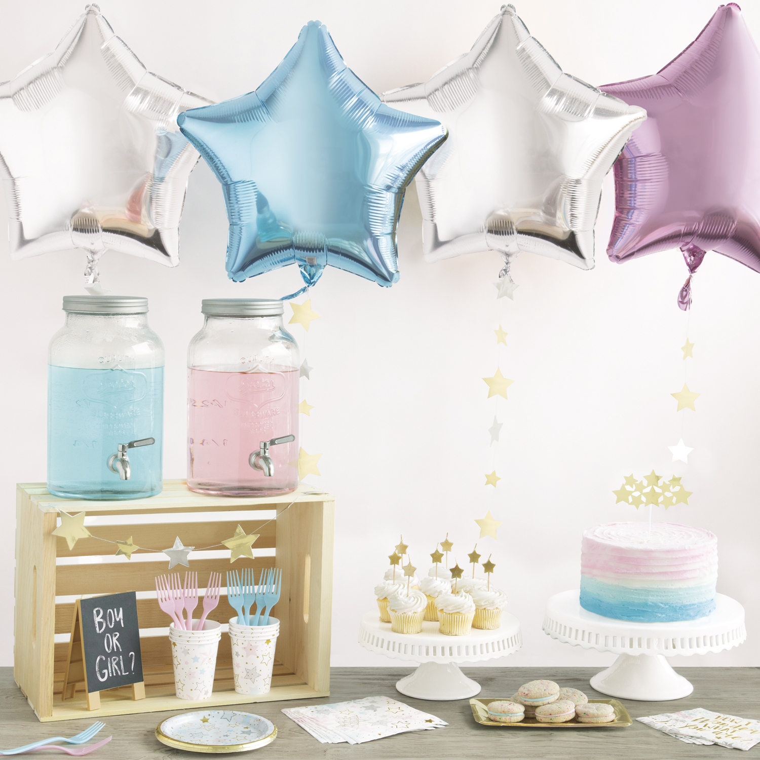 Gender Reveal Party Ideas Unique