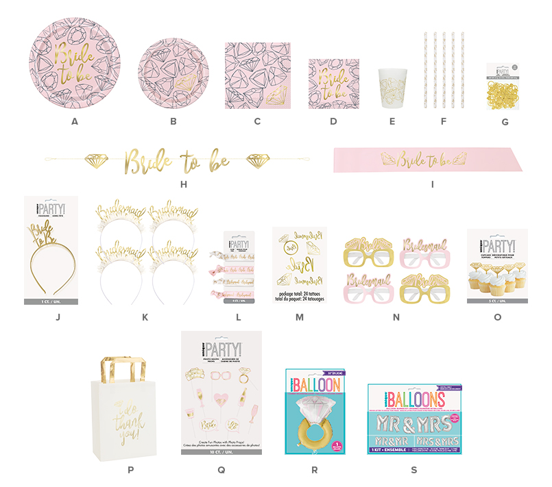 Bachelorette Party Supplies - Bachelorette Party Ideas