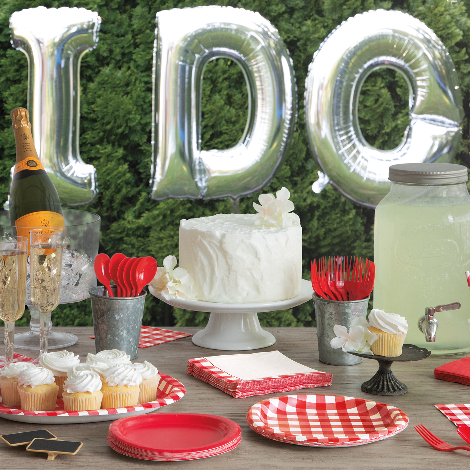 I DO BBQ Party Supplies – I DO BBQ Party Ideas
