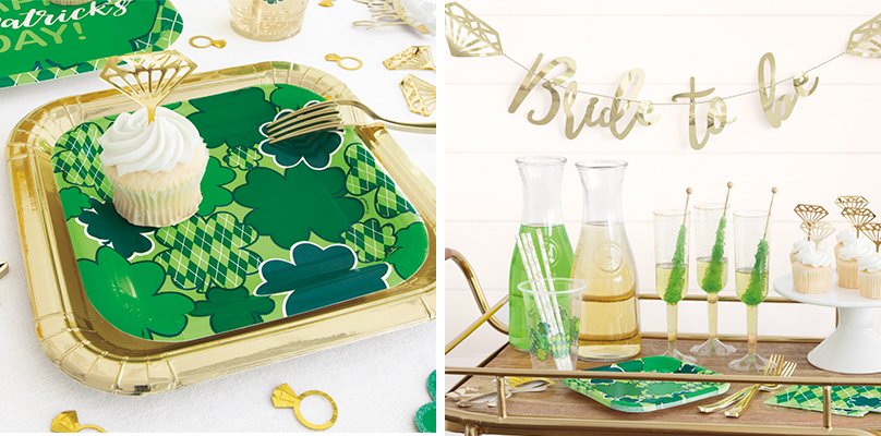 St Patricks Day Party Supplies – St Patricks Day Bachelorette Party Ideas