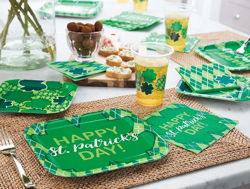 St Patricks Day Party Supplies – St Patricks Day Party Ideas
