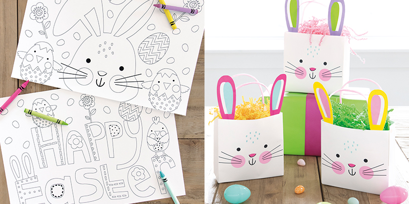 Easter Party Supplies - Easter Party Ideas