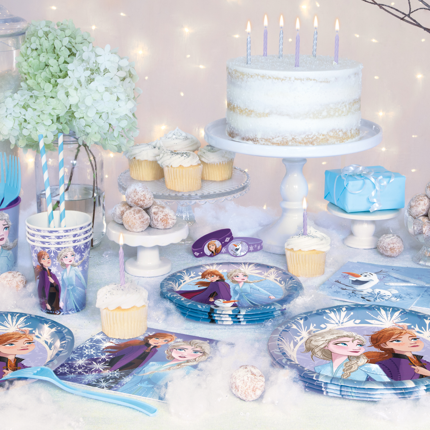 Frozen Party Supplies – Disney Frozen Party Ideas