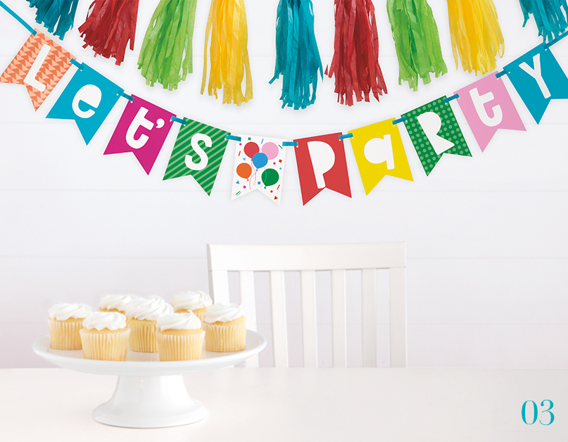 Birthday Party Supplies - Coronavirus Quarantine Birthday Party Ideas