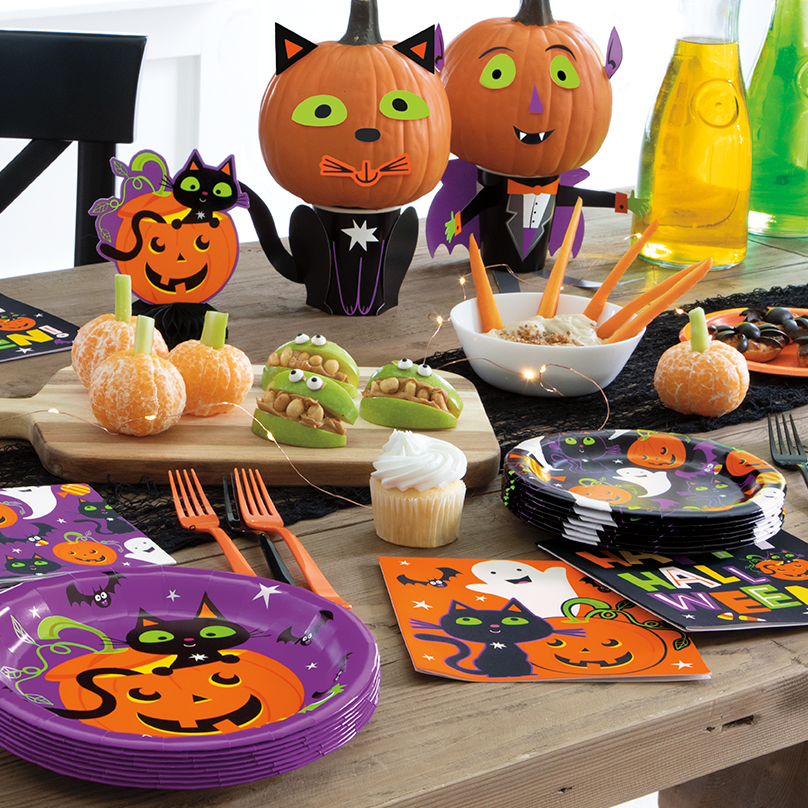 Halloween Party Supplies - Coronavirus Quarantine Halloween Party Ideas